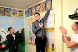 """Воспитанники Реабилитационного центра лечения наркомании """"Эверест"""""""
