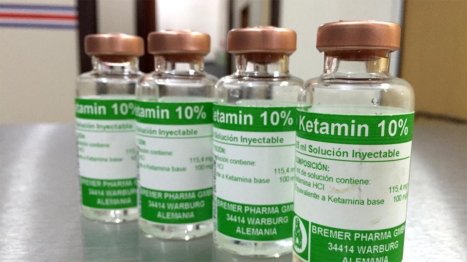 кетамин наркотик
